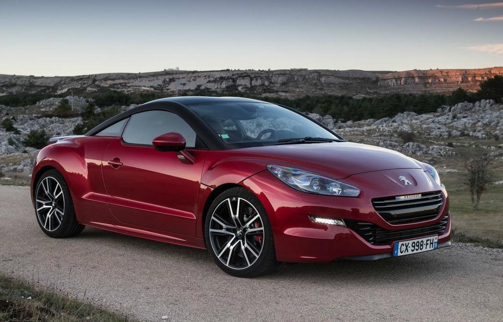 """Şeful Peugeot: """"Vom renunţa la RCZ şi la alte modele de nişă"""" - Poza 1"""