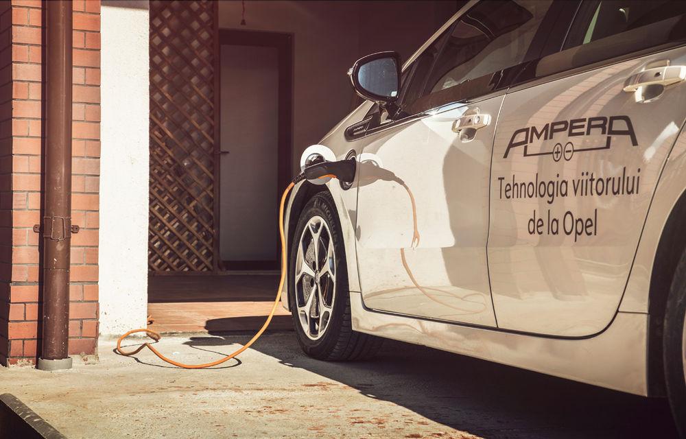 Experimentul Ampera, raport după prima săptămână: 400 de kilometri electrici cu 21 de lei - Poza 7