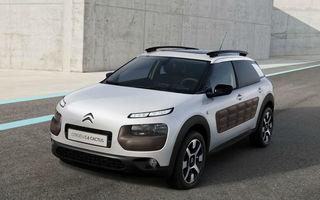 PSA Peugeot-Citroen exclude posibilitatea unui parteneriat cu Fiat Chrysler