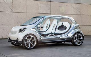"""Şeful Daimler: """"Smart ar putea avea un crossover în gamă"""""""