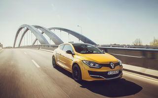 O săptămână cu Renault Megane RS Trophy prin Bucureşti: cu bune şi cu rele