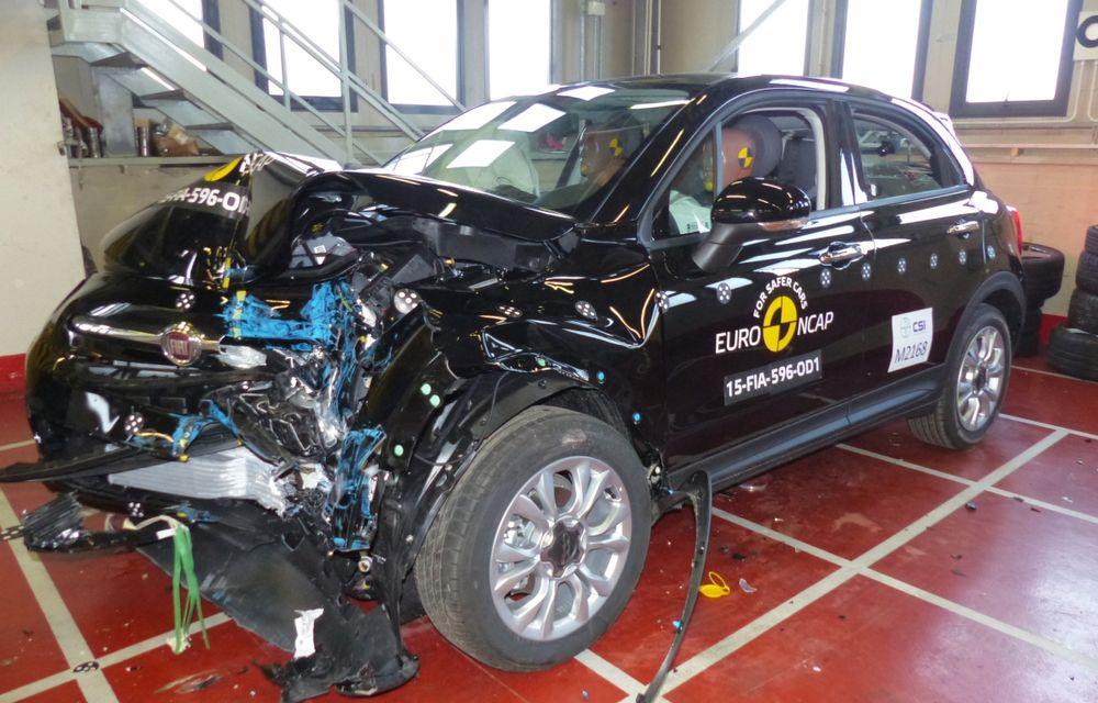 Rezultate EuroNCAP: 5 stele pentru Renault Espace şi Suzuki Vitara, 4 stele pentru Mazda2 şi Fiat 500X - Poza 8