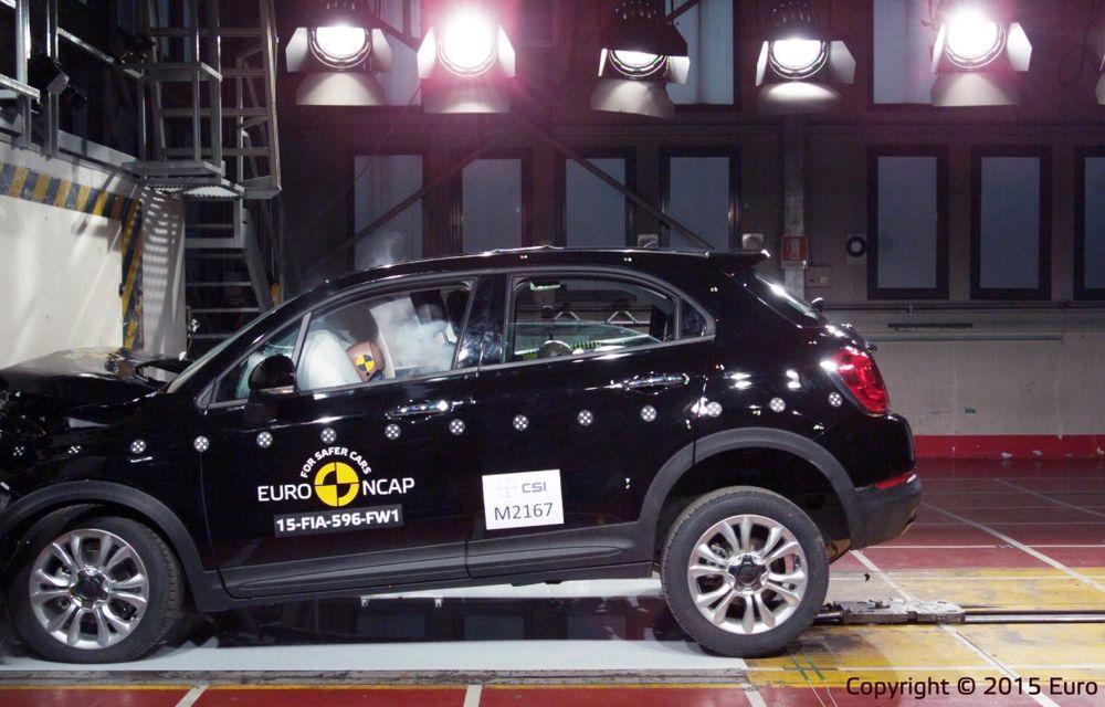 Rezultate EuroNCAP: 5 stele pentru Renault Espace şi Suzuki Vitara, 4 stele pentru Mazda2 şi Fiat 500X - Poza 23