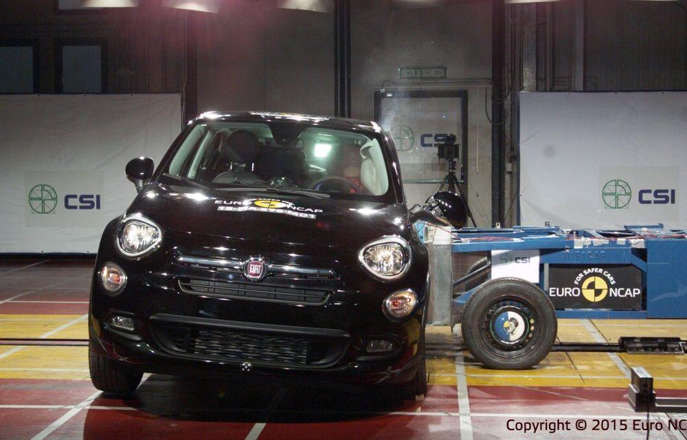Rezultate EuroNCAP: 5 stele pentru Renault Espace şi Suzuki Vitara, 4 stele pentru Mazda2 şi Fiat 500X - Poza 10