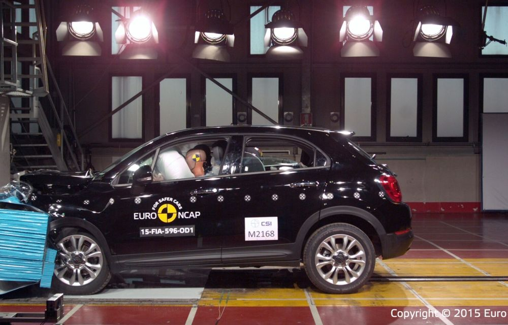 Rezultate EuroNCAP: 5 stele pentru Renault Espace şi Suzuki Vitara, 4 stele pentru Mazda2 şi Fiat 500X - Poza 24