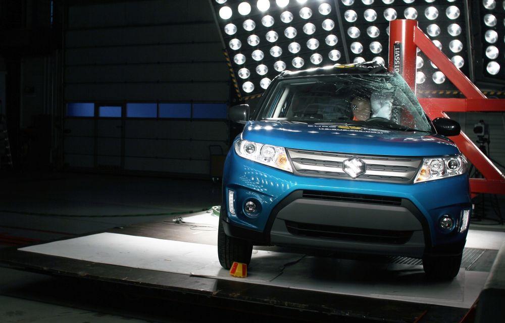 Rezultate EuroNCAP: 5 stele pentru Renault Espace şi Suzuki Vitara, 4 stele pentru Mazda2 şi Fiat 500X - Poza 6