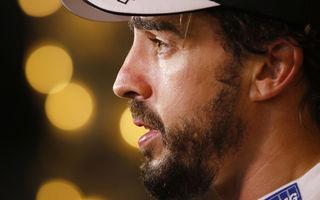 Hakkinen, circumspect că Alonso va avea răbdare să aştepte un monopost McLaren competitiv