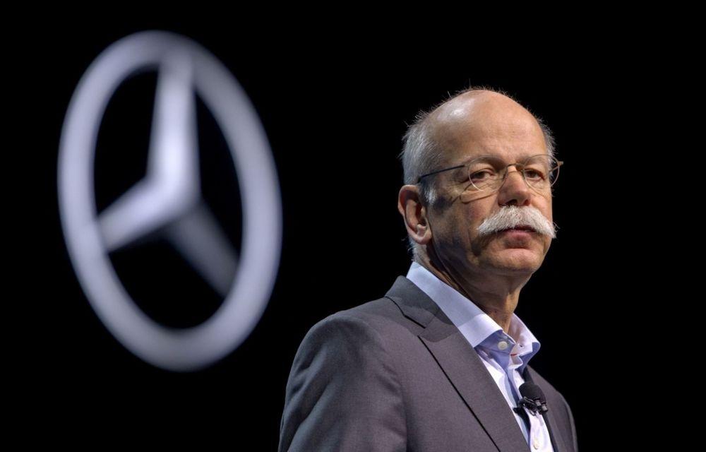 Mercedes-Benz a primit o amendă de 56 de milioane de dolari în China pentru practici neloiale - Poza 1