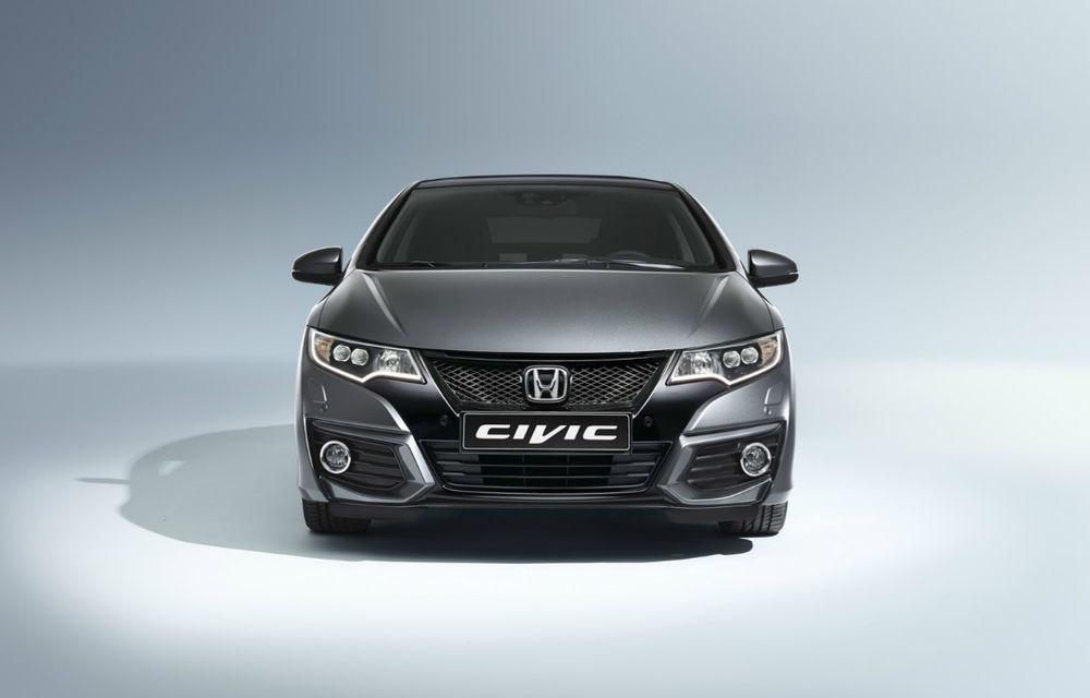 Honda Civic primeşte o nouă generaţie în 2017 cu o platformă complet schimbată - Poza 1