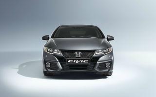 Honda Civic primeşte o nouă generaţie în 2017 cu o platformă complet schimbată