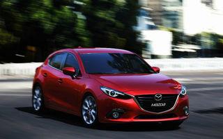 Mazda3 MPS ar putea reveni în segmentul Hot Hatch-urilor în toamnă
