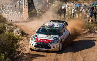 Meeke a obţinut în Raliul Argentinei prima victorie în WRC!