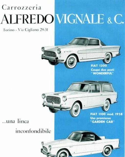 Povești auto: Alfredo Vignale, sculptor în oțel - Poza 25