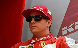"""Hakkinen: """"Este dificil de spus dacă Raikkonen merită să rămână la Ferrari"""""""