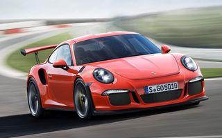 Porsche a testat un motor boxer cu 8 cilindri:
