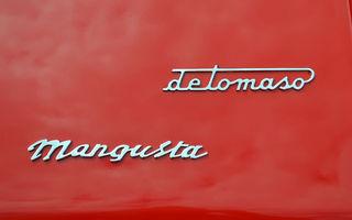 Oficial: marca italiană De Tomaso a fost cumpărată de un consorţiu chinez