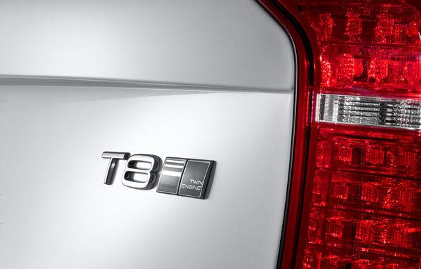 Volvo XC90 T8 Twin Engine, revizuit pentru a consuma doar 2.1 litri/100 de kilometri - Poza 5