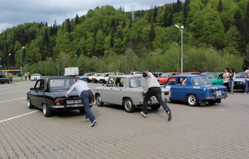 Trei exemplare Dacia 1300 de Miliţie vin la Braşov la Întâlnirea Naţională Dacia Clasic - Poza 6