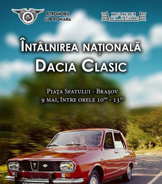 Trei exemplare Dacia 1300 de Miliţie vin la Braşov la Întâlnirea Naţională Dacia Clasic - Poza 9