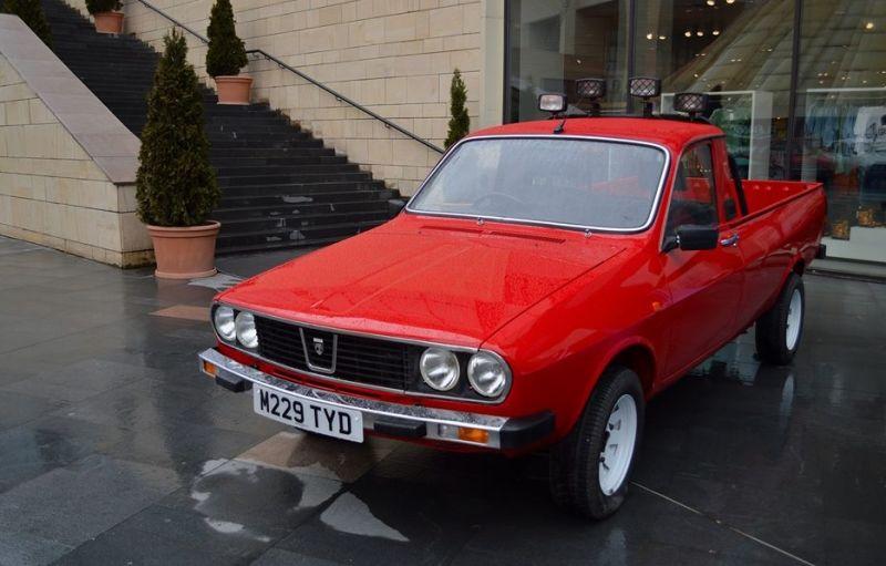 Trei exemplare Dacia 1300 de Miliţie vin la Braşov la Întâlnirea Naţională Dacia Clasic - Poza 2