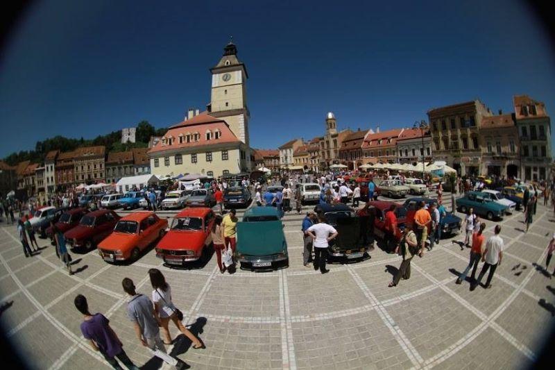 Trei exemplare Dacia 1300 de Miliţie vin la Braşov la Întâlnirea Naţională Dacia Clasic - Poza 8