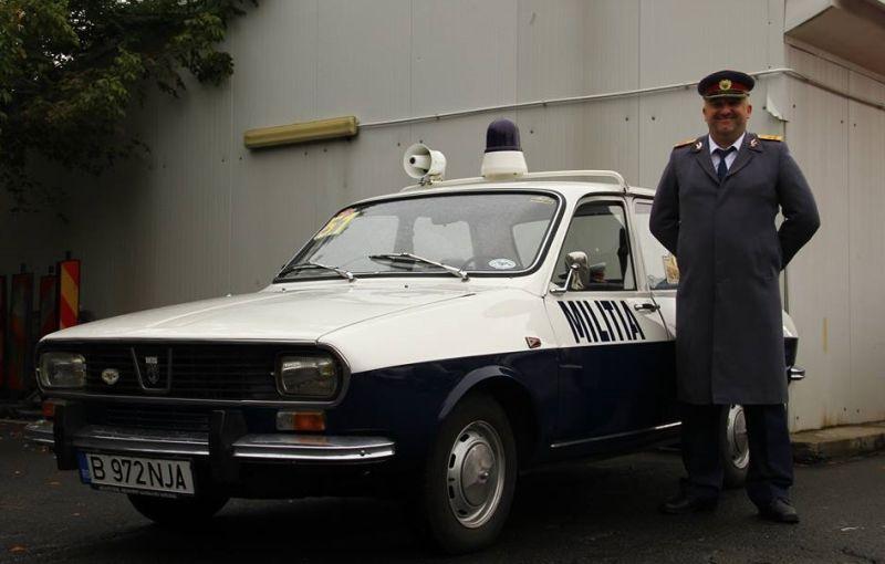 Trei exemplare Dacia 1300 de Miliţie vin la Braşov la Întâlnirea Naţională Dacia Clasic - Poza 1