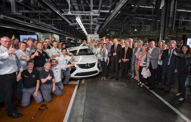 General Motors atinge 500 de milioane de maşini produse şi anunţă noua generaţie Opel Astra în finalul lui 2015 - Poza 4