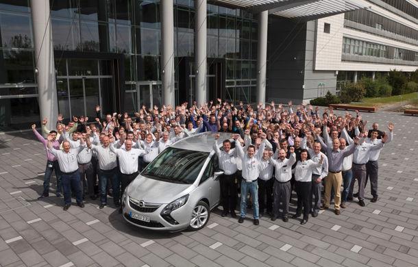 General Motors atinge 500 de milioane de maşini produse şi anunţă noua generaţie Opel Astra în finalul lui 2015 - Poza 1