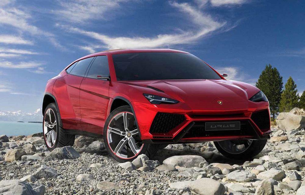 Statul italian e gata să ofere 100 de milioane de euro pentru ca SUV-ul Lamborghini să fie produs în Italia - Poza 1