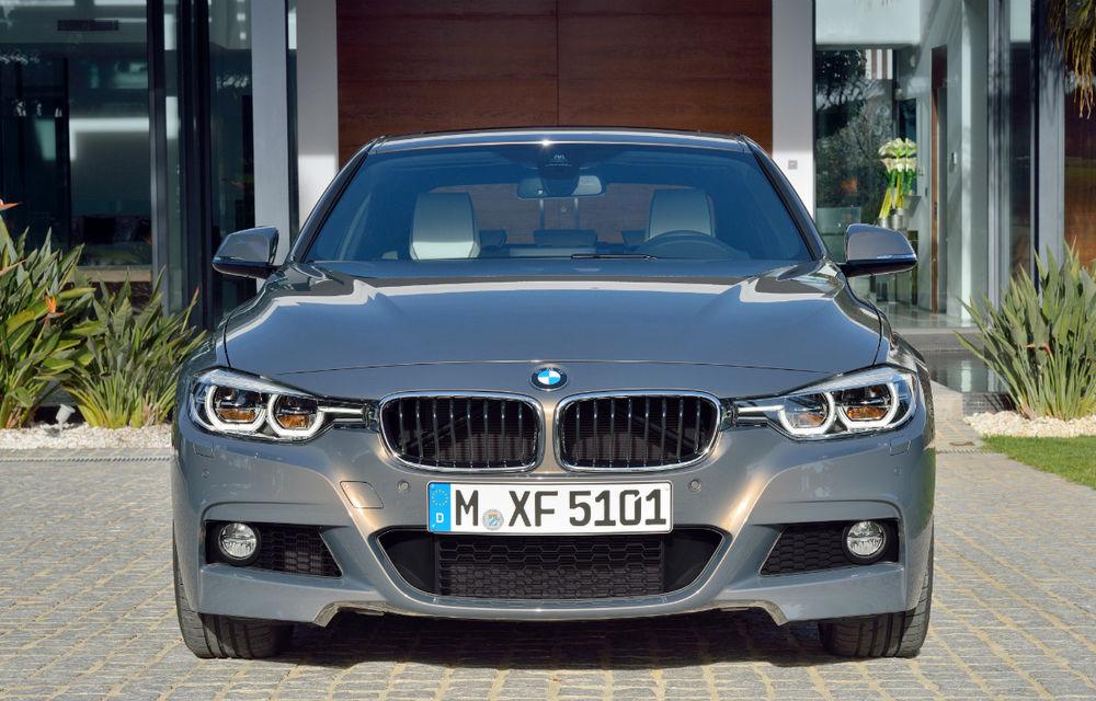 BMW Seria 3 primeşte un facelift la 40 de ani de la debutul primei generaţii - Poza 96