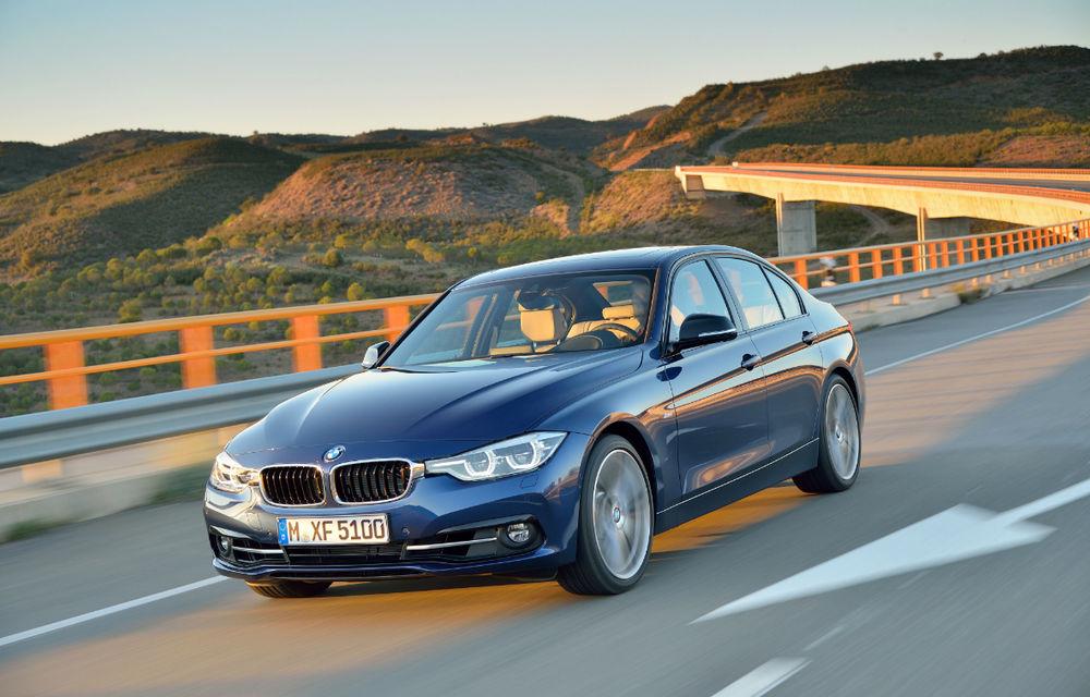 BMW Seria 3 primeşte un facelift la 40 de ani de la debutul primei generaţii - Poza 4
