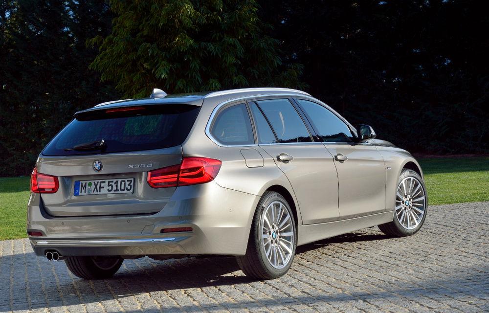 BMW Seria 3 primeşte un facelift la 40 de ani de la debutul primei generaţii - Poza 71