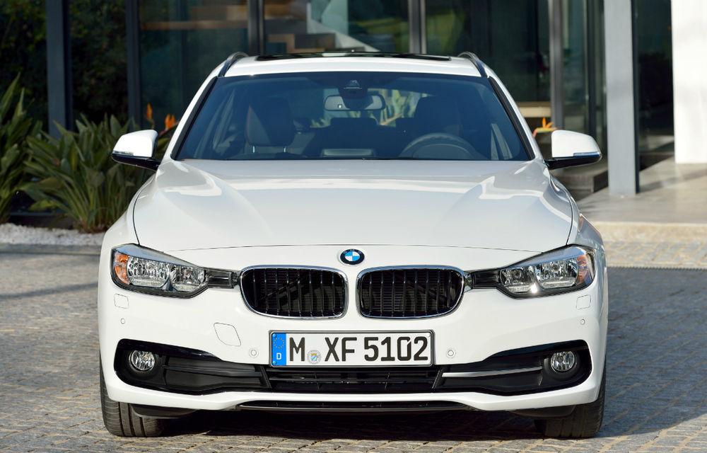 BMW Seria 3 primeşte un facelift la 40 de ani de la debutul primei generaţii - Poza 40