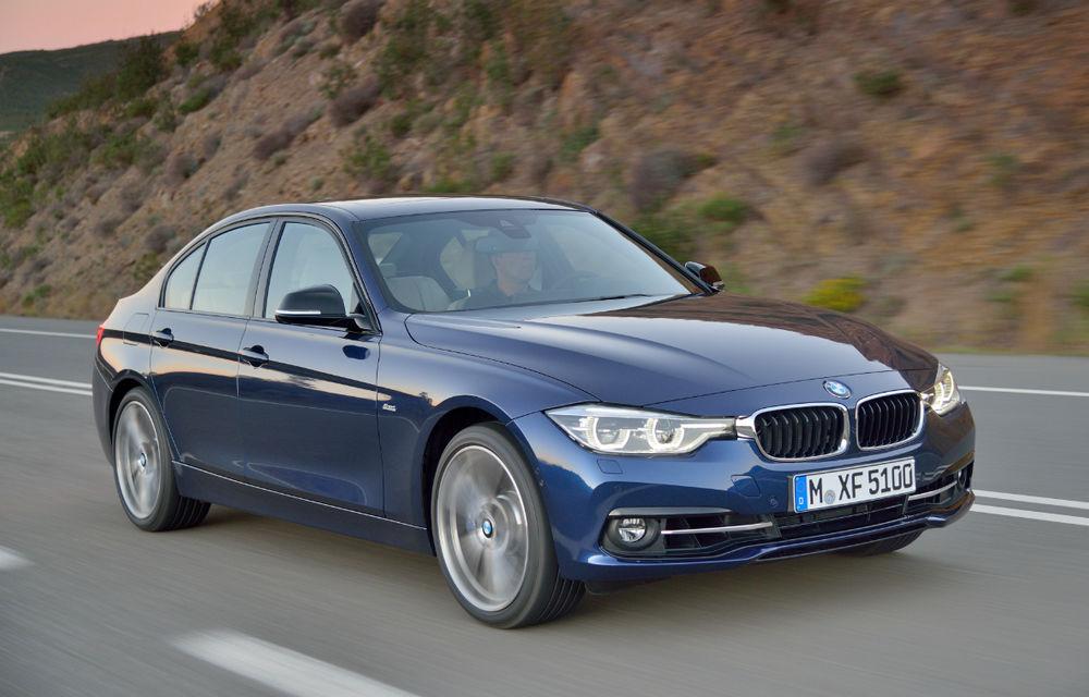 BMW Seria 3 primeşte un facelift la 40 de ani de la debutul primei generaţii - Poza 5