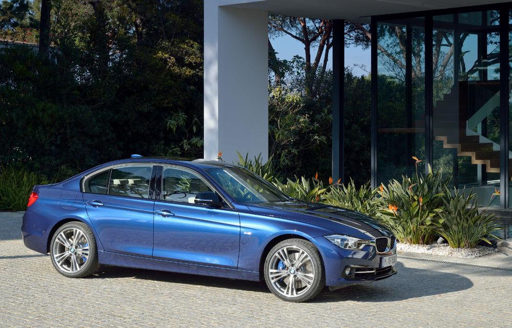 BMW Seria 3 primeşte un facelift la 40 de ani de la debutul primei generaţii - Poza 15