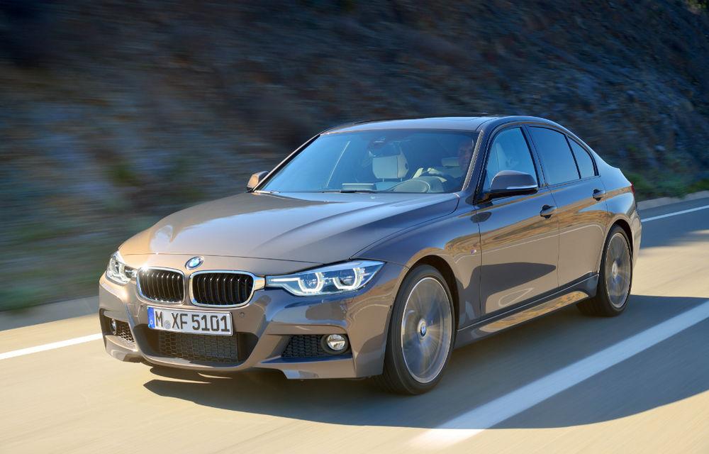 BMW Seria 3 primeşte un facelift la 40 de ani de la debutul primei generaţii - Poza 90