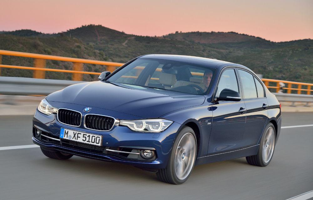 BMW Seria 3 primeşte un facelift la 40 de ani de la debutul primei generaţii - Poza 6
