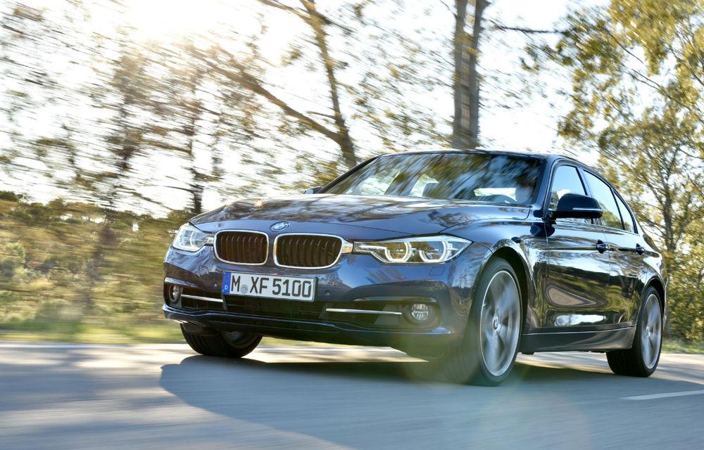 BMW Seria 3 primeşte un facelift la 40 de ani de la debutul primei generaţii - Poza 13