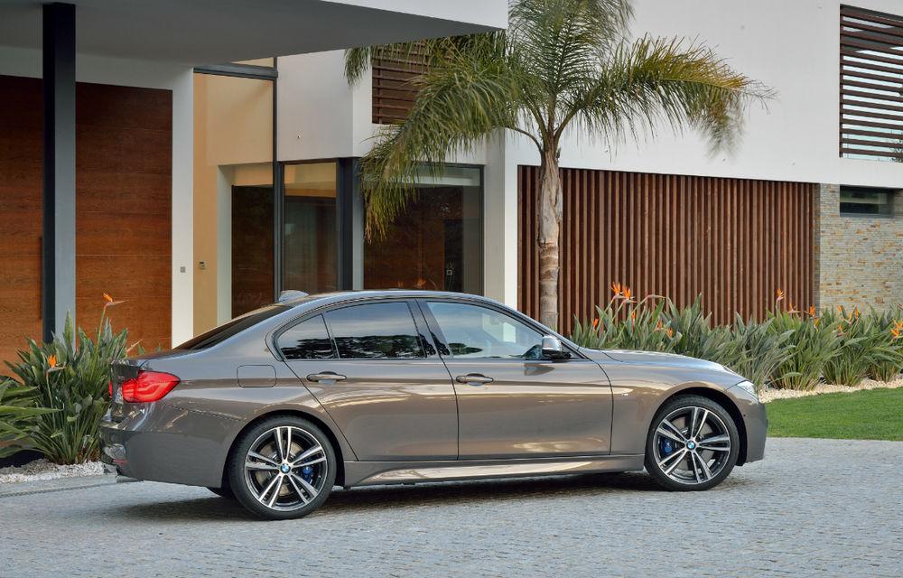BMW Seria 3 primeşte un facelift la 40 de ani de la debutul primei generaţii - Poza 98