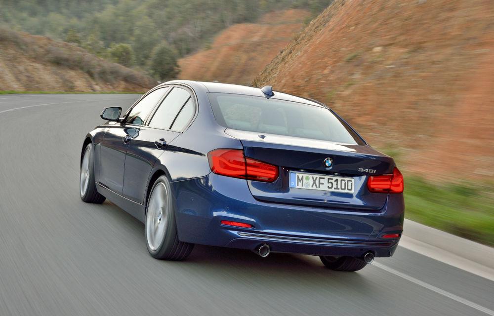 BMW Seria 3 primeşte un facelift la 40 de ani de la debutul primei generaţii - Poza 9