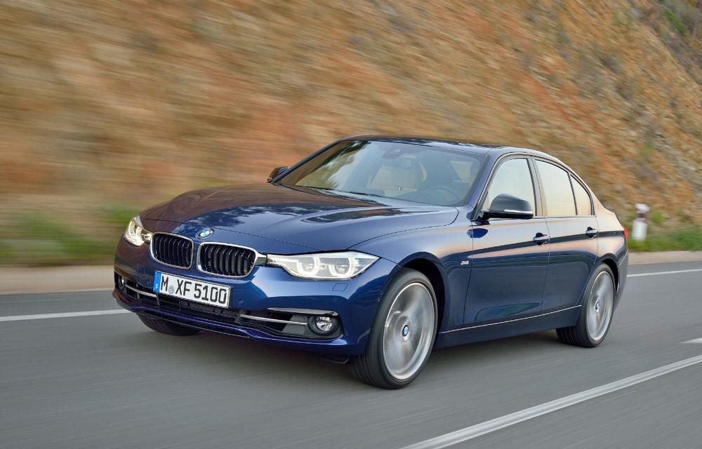 BMW Seria 3 primeşte un facelift la 40 de ani de la debutul primei generaţii - Poza 10