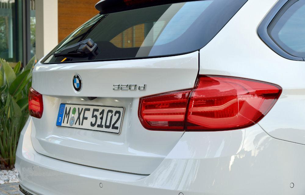 BMW Seria 3 primeşte un facelift la 40 de ani de la debutul primei generaţii - Poza 33