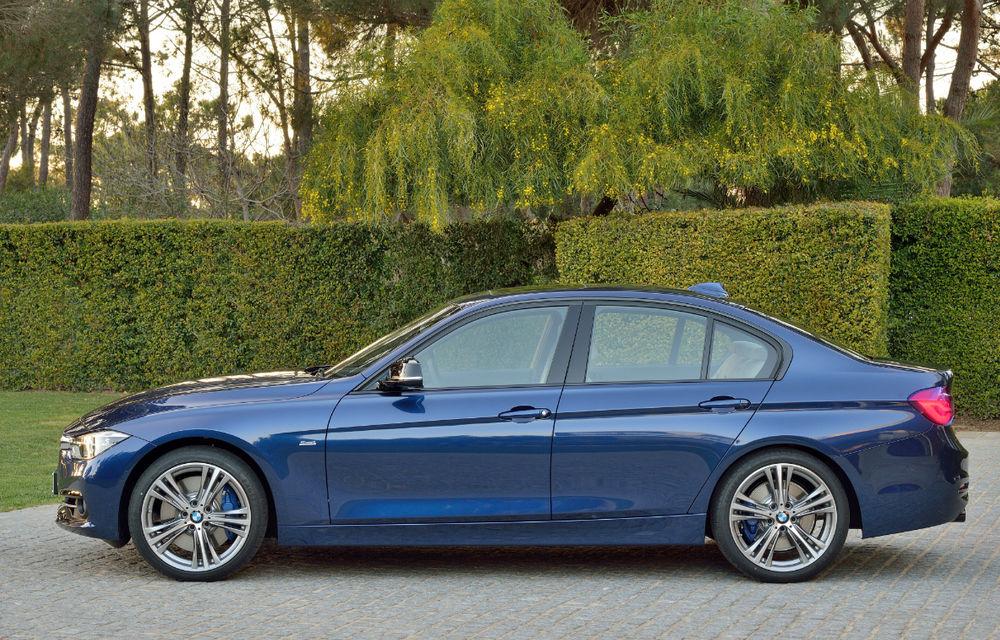 BMW Seria 3 primeşte un facelift la 40 de ani de la debutul primei generaţii - Poza 17