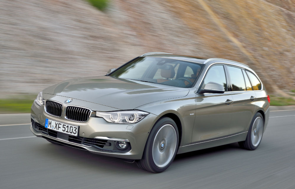 BMW Seria 3 primeşte un facelift la 40 de ani de la debutul primei generaţii - Poza 64