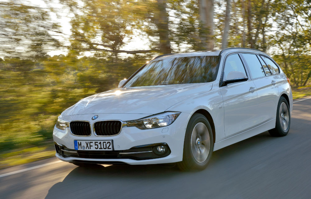 BMW Seria 3 primeşte un facelift la 40 de ani de la debutul primei generaţii - Poza 37