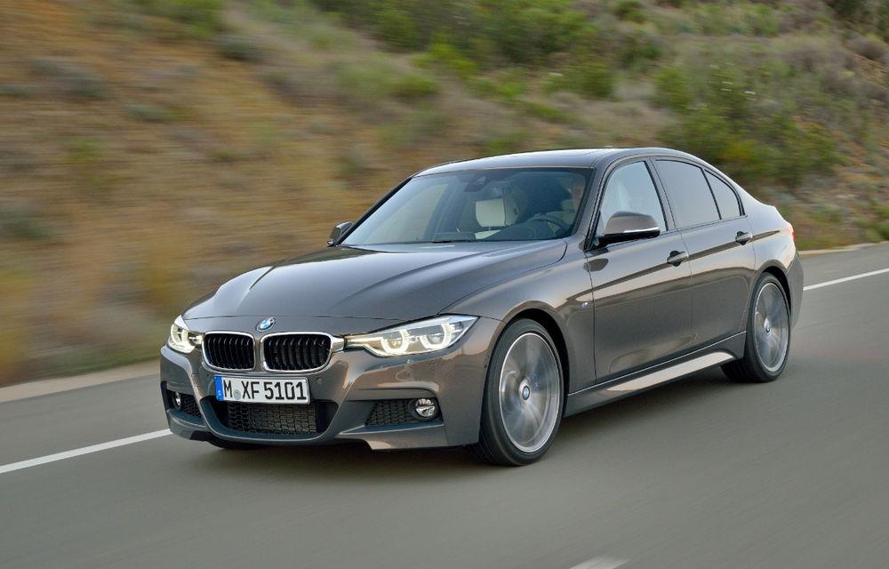 BMW Seria 3 primeşte un facelift la 40 de ani de la debutul primei generaţii - Poza 94