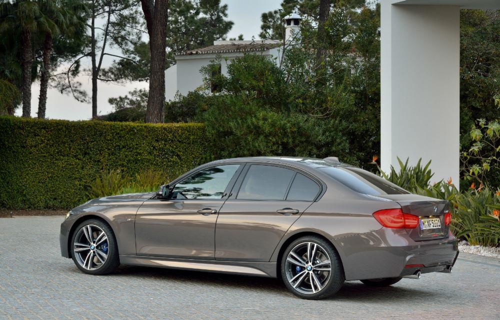 BMW Seria 3 primeşte un facelift la 40 de ani de la debutul primei generaţii - Poza 99