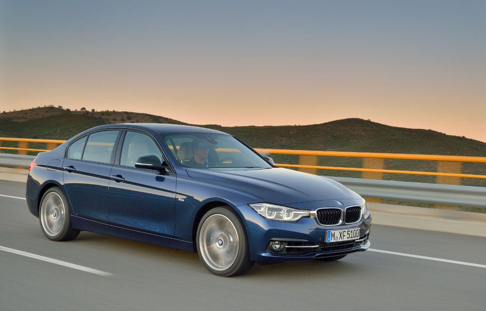 BMW Seria 3 primeşte un facelift la 40 de ani de la debutul primei generaţii - Poza 2