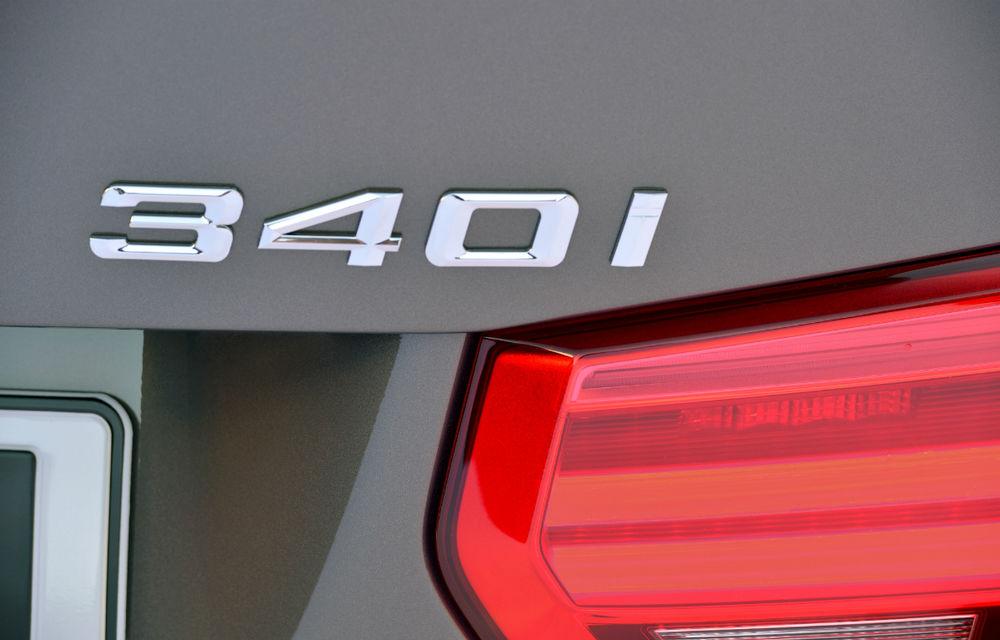 BMW Seria 3 primeşte un facelift la 40 de ani de la debutul primei generaţii - Poza 114