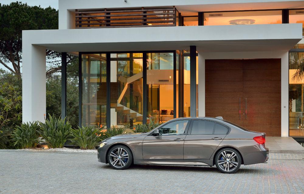 BMW Seria 3 primeşte un facelift la 40 de ani de la debutul primei generaţii - Poza 100